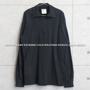 実物 USED イギリス軍 ECW NORGIE ARMY フィールドシャツ メンズ ノルギーシャツ 長袖 プルオーバー ミリタリーシャツ 軍モノ 軍服【クーポン対象外】|waiper