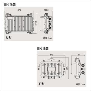 DXアンテナ CATV用増幅器 450MHz改...の詳細画像1