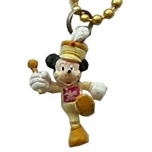 ディズニー ミッキーフィギュアの付いたネックレス waiwaicompany
