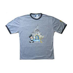 ディズニー パリディズニ―リゾート15周年記念 Tシャツ|waiwaicompany