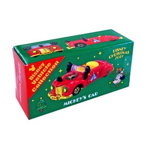 ミッキーカー 2019 ディズニークリスマス グッズ トミカ おみやげ 東京ディズニーリゾート|waiwaicompany|03