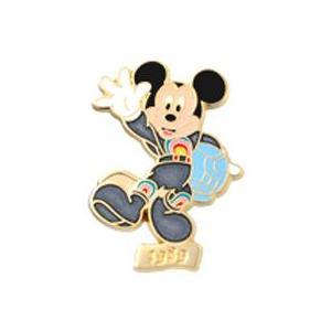 30周年 東京ディズニーリゾート コレクショングッズ ミッキーのコレクタブルピン NO6|waiwaicompany