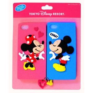 ディズニー 東京ディズニーリゾート ミッキーとミニーのスマートフォンケース|waiwaicompany