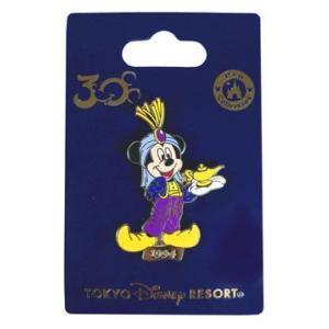 30周年 東京ディズニーリゾート コレクショングッズ ミッキーのコレクタブルピン NO9|waiwaicompany