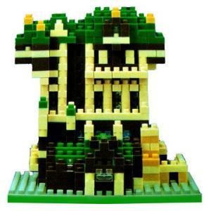 ナノブロック ディズニー 東京ディズニーリゾート タワー・オブ・テラー 箱入りナノブロック 2013年9発売 waiwaicompany