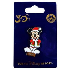 30周年 東京ディズニーリゾート コレクショングッズ 第四弾 ミッキーのコレクタブルピン NO19|waiwaicompany