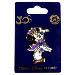 30周年 東京ディズニーリゾート コレクショングッズ 第四弾 ミッキーのコレクタブルピン NO24|waiwaicompany