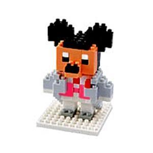 ナノブロック ディズニーリゾート ウェディングミッキーのナノブロック|waiwaicompany