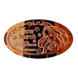 東京ディズニーシー スーベニアメダル 月毎メダル 3月 ラプンツェル|waiwaicompany