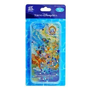 東京ディズニーシー 15周年 ザ・イヤー・オブ・ウィッシュ きらめく海へ!スマートフォンケース|waiwaicompany