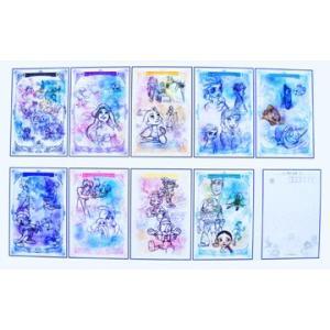 東京ディズニーシー 15周年 ザ・イヤー・オブ・ウィッシュ ウィッシュ ポストカードセット|waiwaicompany|03