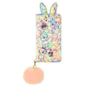 東京ディズニーランド 2017 ディズニー・イースター かわいいウサギモチーフのグッズ スマホケース|waiwaicompany