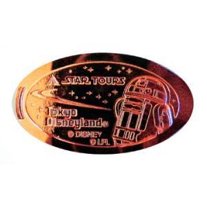 東京ディズニーランド スーベニアメダル スターウォーズ R2−D2|waiwaicompany