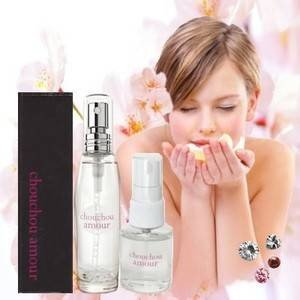 シュシュアムール(無香タイプのプレゼント付) 女性用フェロモン香水 2個で送料無料|waiwaiplaza