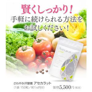 アセカラット 飲む爽快サプリメント メール便送料無料|waiwaiplaza|02