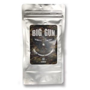 ビッグガン BIGGUN 男性用サポートサプリ ネコポスで送料無料|waiwaiplaza