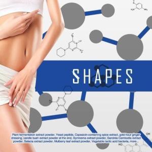 SHAPES シェイプス ダイエットサプリ メール便送料無料|waiwaiplaza