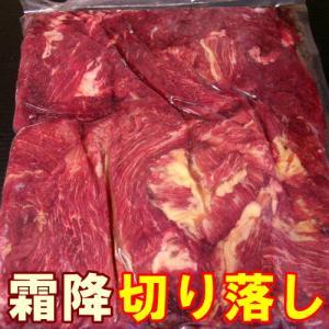 〔霜降〕馬肉切り落し1kg限定販売板状だから冷凍庫にスッキリ収納霜降り肉の切り落しです加熱用です。馬ガッキ煮 すじ煮込み すじ スジ 切り お取り寄せ お試し