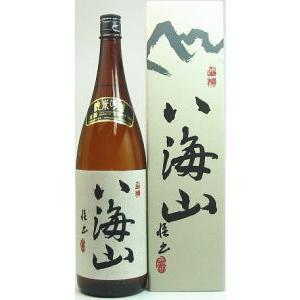 八海山 純米吟醸1800ml 化粧箱入り