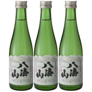 お中元 ギフト 日本酒 八海山 特別純米原酒 300ml×3本|wakamatsuya