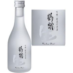 日本酒 鶴齢 吟醸生酒 300ml