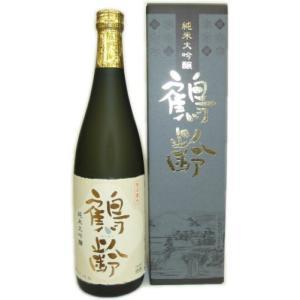 日本酒 鶴齢 純米大吟醸720ml