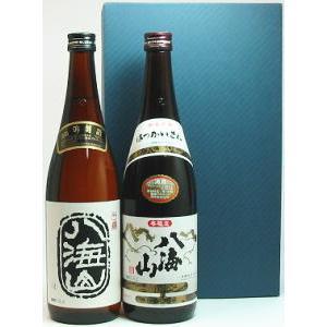 八海山 日本酒 ギフト 吟醸 特別本醸造 720ml 詰合せ|wakamatsuya