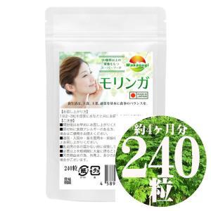 モリンガ サプリメント 大袋240粒 最大4カ月分|wakasugi2012