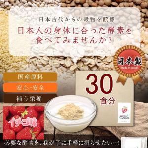 こどもこうそ 酵素パウダー イチゴ味  注目商品|wakasugi2012