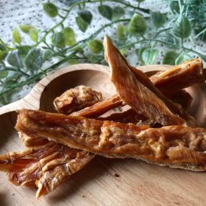 国産鶏ささみスティックタイプジャーキー ピクシーズマーケット 愛犬&愛猫のための自然食おやつシリーズ 国産無添加|wakeari-z