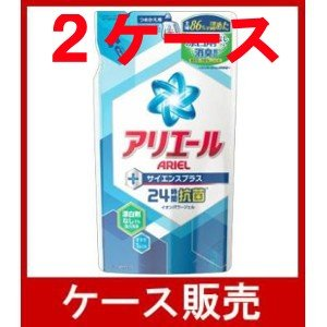 (ケース販売) 「アリエール イオンパワージェル サイエンス 詰替  770g」 24個の詰合せ