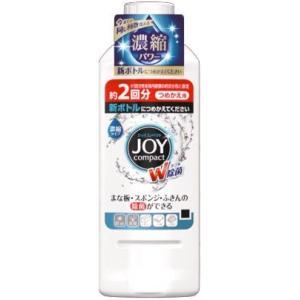 (お年玉キャンペーン対象商品)除菌ジョイ コンパクト 詰替 315ml
