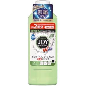 除菌ジョイ コンパクト 緑茶の香り 詰替 315ml