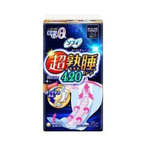 ソフィ 超熟睡ガードワイドG420 10枚