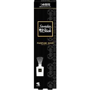サワデー 香るスティック (Stick) つめ替用 パルファムノアール 70ml 芳香剤