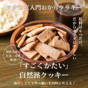 ■商品名:マクロビ入門!すごくかたい豆乳おからクッキー 500g ■名称(品名):焼き菓子 ■商品説...
