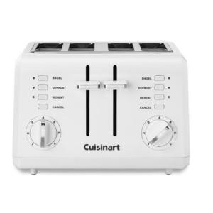 Cuisinart クイジナート CPT-142 Compact 4-Slice 4枚 Toaster トースター|wakiasedry