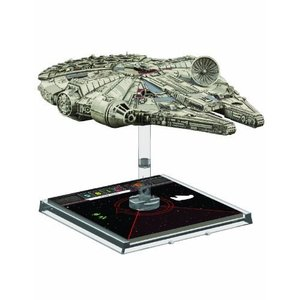 Fantasy Flight Games Star Wars X-Wing: Millennium Falcon Expansion Pack|wakiasedry