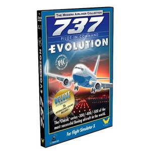 737 Pilot in Command Evolution DELUXE(輸入版)|wakiasedry