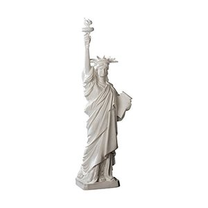 Design Toscano Liberty Enlightening the World Sculpture|wakiasedry