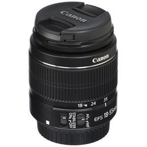 Canon EFレンズ EF-S18-55mm F3.5-.5.6 IS II デジタル専用 ズームレンズ 標準