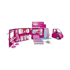 Barbie Sisters Life in The Dreamhouse Camper おもちゃ|wakiasedry