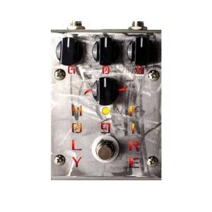 Creation Audio Labs エフェクター Holy Fire 9 9V駆動 ディストーション|wakiasedry