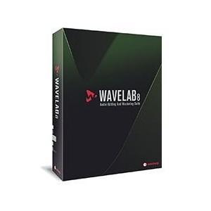 Steinberg WAVELAB 8 アカデミック版 日本語対応