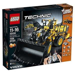 輸入レゴ LEGO Technic 42030 Remote Controlled VOLVO L350F Wheel Load