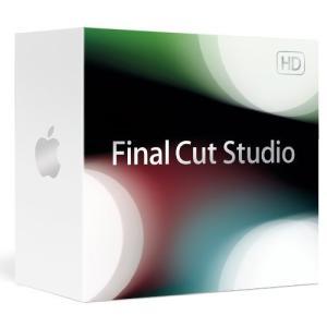 ◆日本語対応◆Apple Final Cut Studio HD ●通常版●輸入版●
