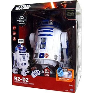 Star Wars R2-D2 Interactive Robotic|wakiasedry