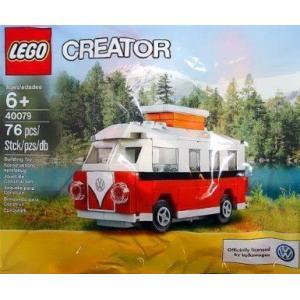 LEGO 40079  Mini VW T1 Camper Van  海外直送品・