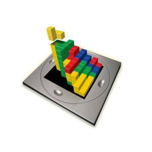 【商品名】ブロックス 3D ゲームアメリカ製ゲーム 【カテゴリー】おもちゃ:脳トレ・学習ゲーム