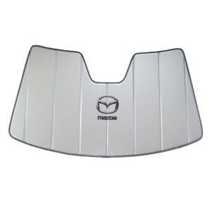 (USマツダ) Mazda CX-5 CX5 フロントウィンドウ・サンシェード (車用サンシェード/日よけ)|wakiasedry